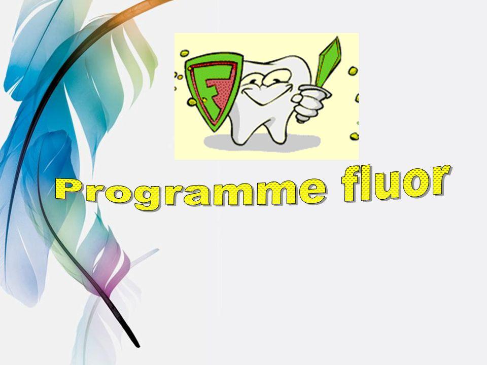 Programme fluor