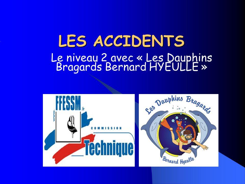 Le niveau 2 avec « Les Dauphins Bragards Bernard HYEULLE »