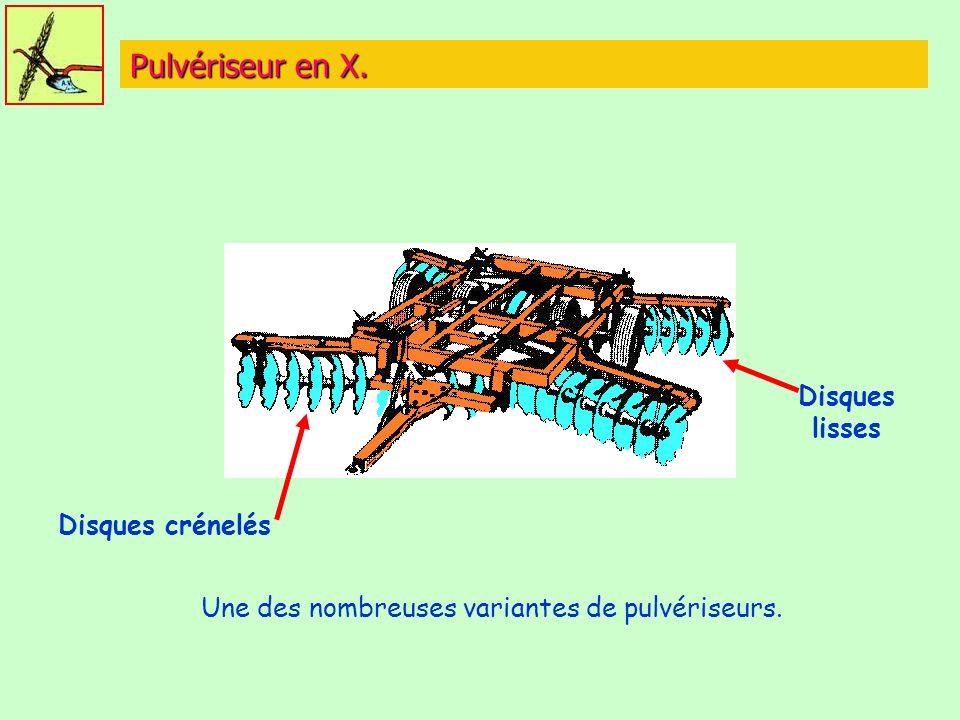 Une des nombreuses variantes de pulvériseurs.