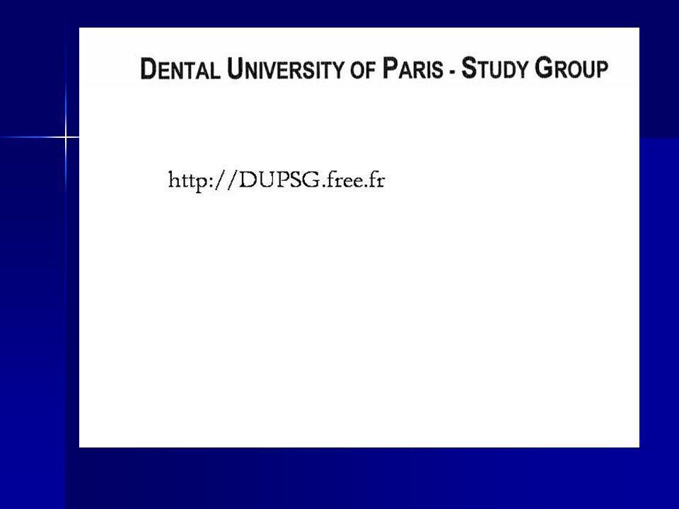 - le DUPSG est né il y a 2 an à Paris 5, sous l'initiative du Dr