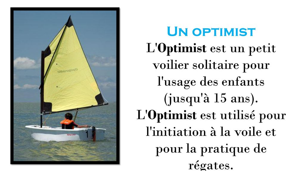 Un optimist