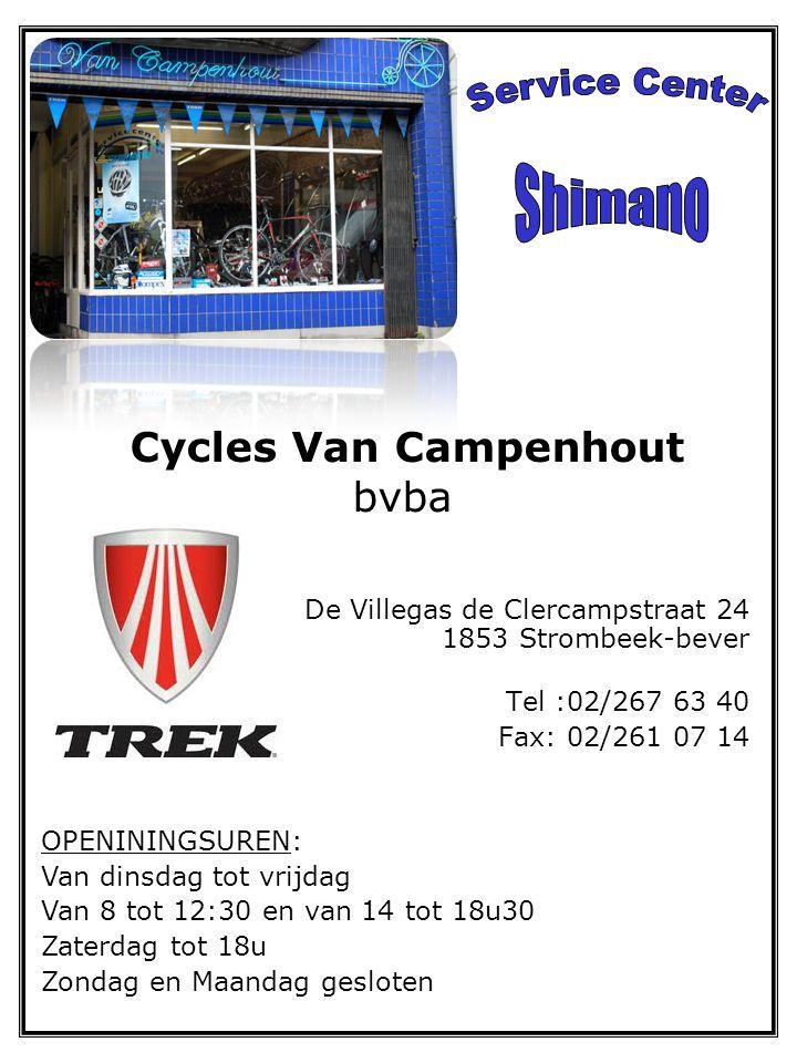 Cycles Van Campenhout bvba