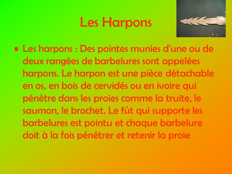 Les Harpons