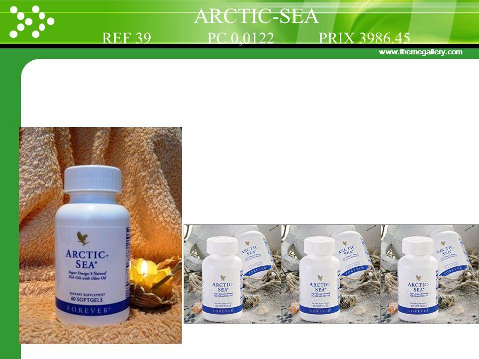 ARCTIC-SEA REF 39 PC 0,0122 PRIX 3986.45