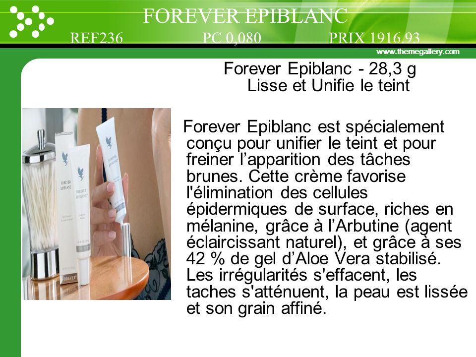 Forever Epiblanc - 28,3 g Lisse et Unifie le teint