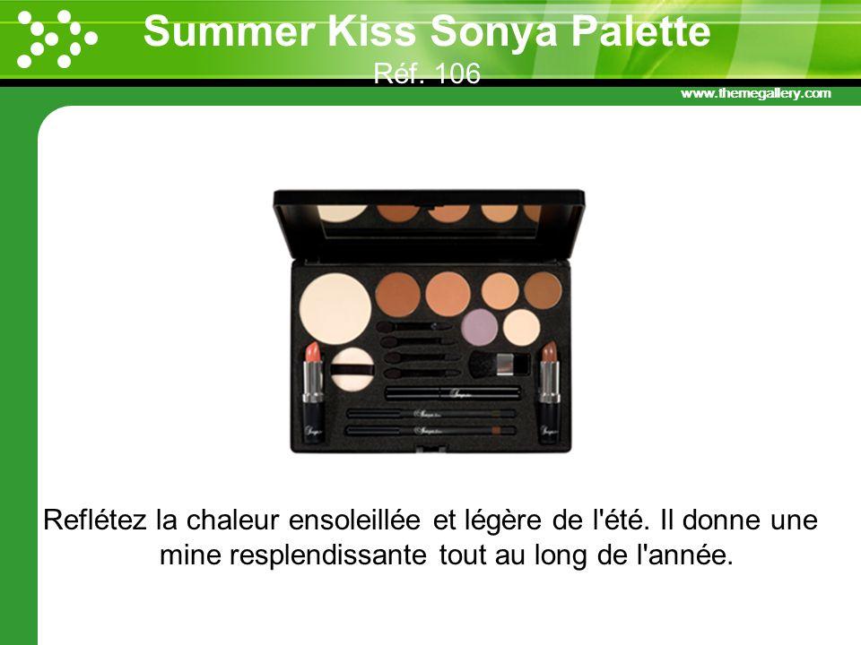 Summer Kiss Sonya Palette Réf. 106