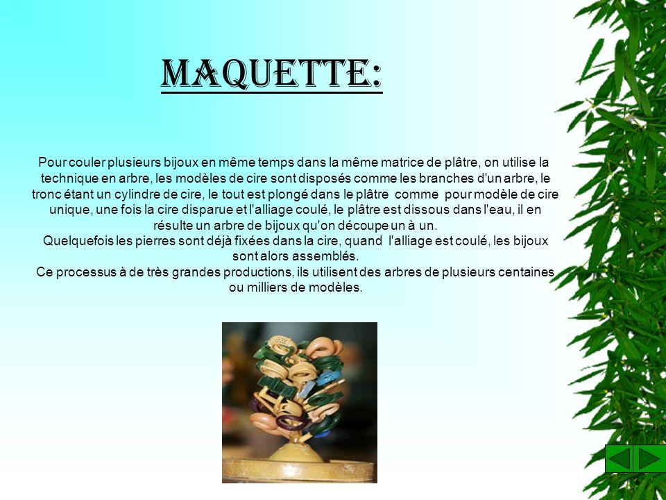 Maquette: