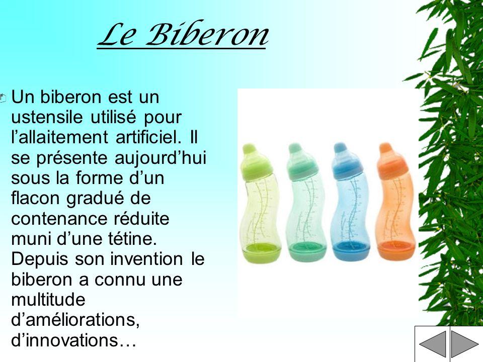 Le Biberon