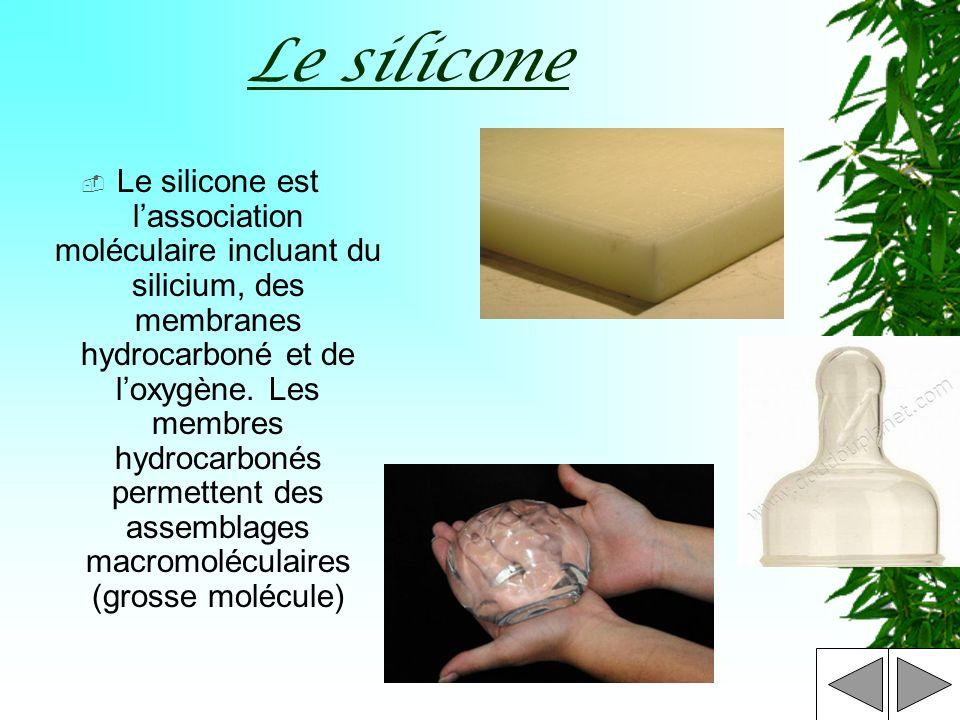 Le silicone