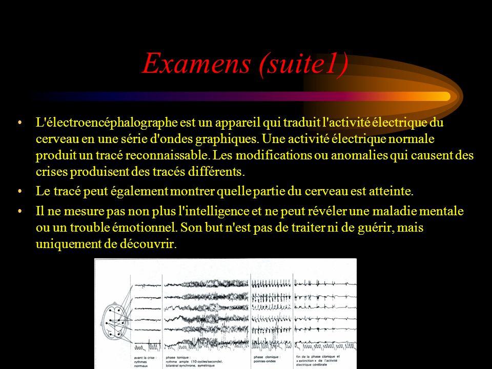 Examens (suite1)