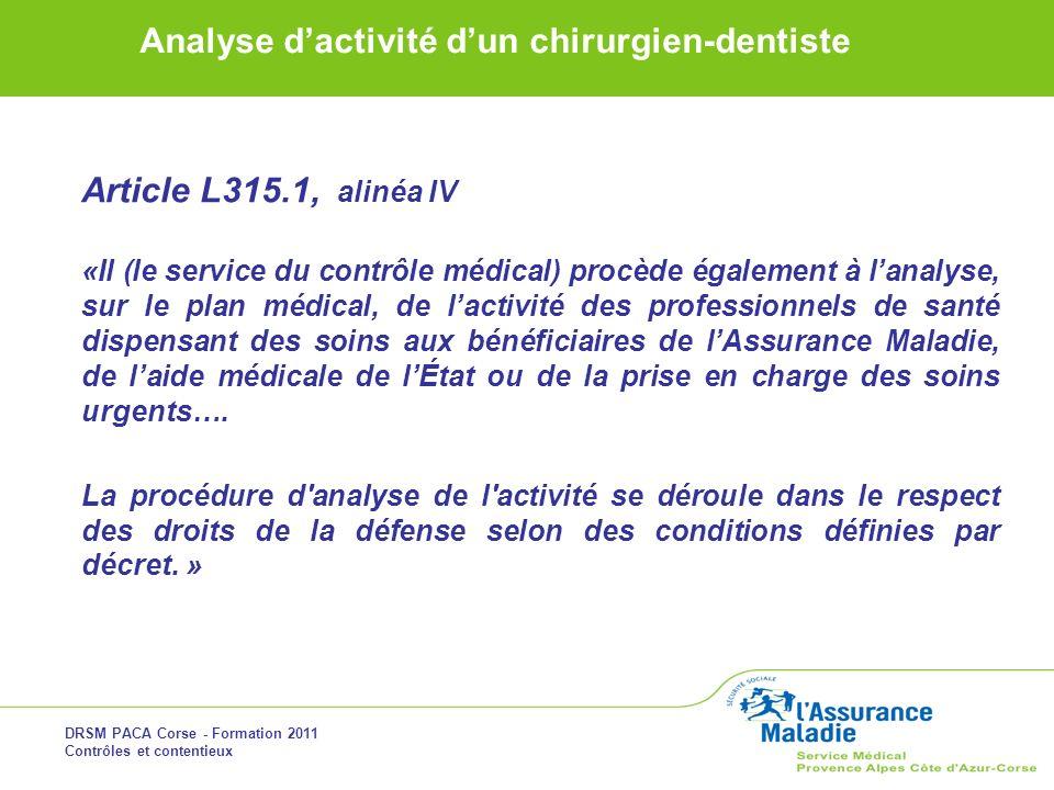 Article L315.1, alinéa IV