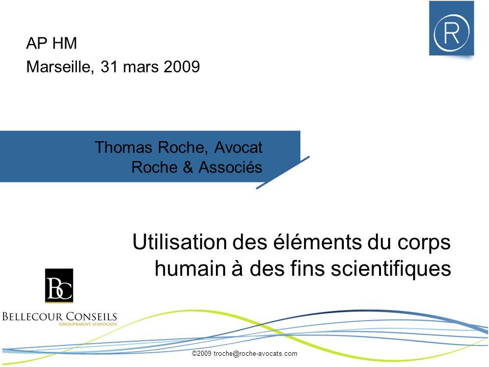 Thomas Roche, Avocat Roche & Associés