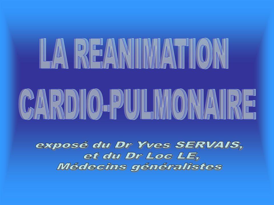 exposé du Dr Yves SERVAIS, et du Dr Loc LE, Médecins généralistes