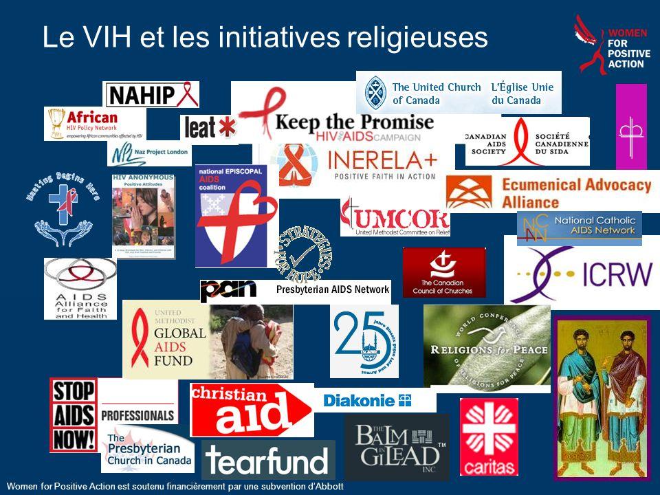 Le VIH et les initiatives religieuses