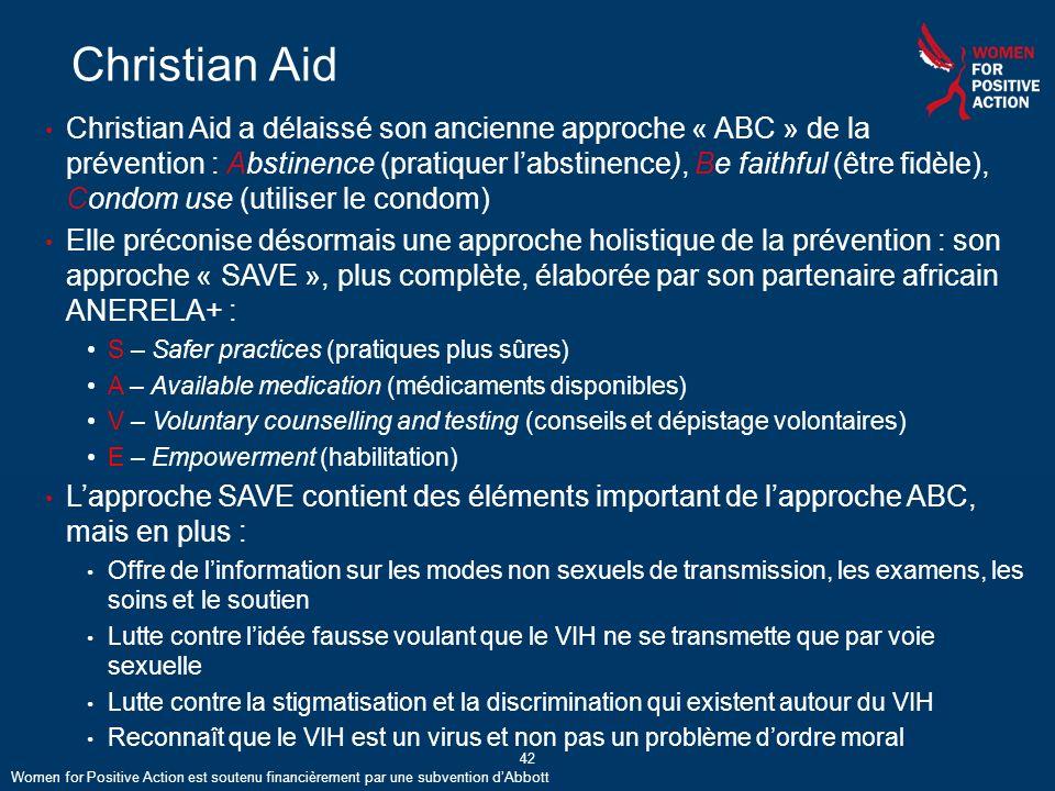 Christian Aid