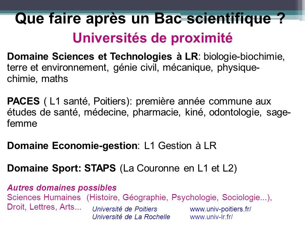Universités de proximité