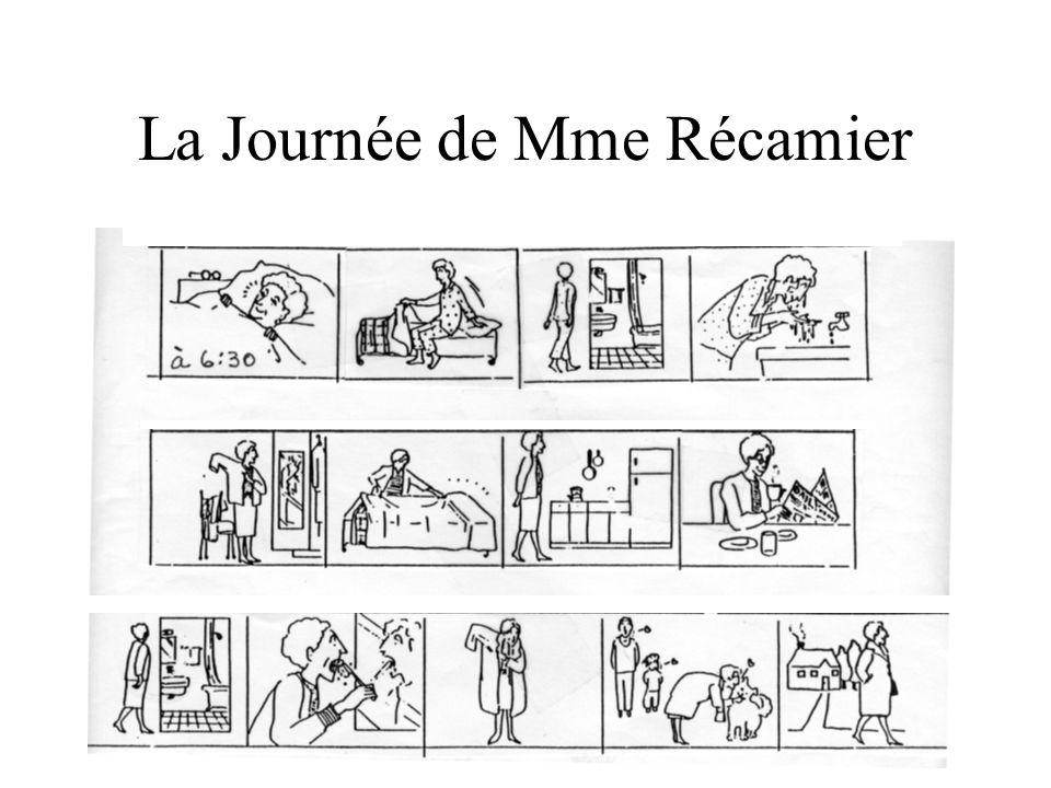 La Journée de Mme Récamier
