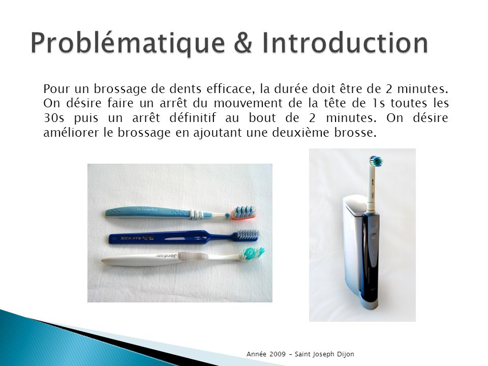 Problématique & Introduction