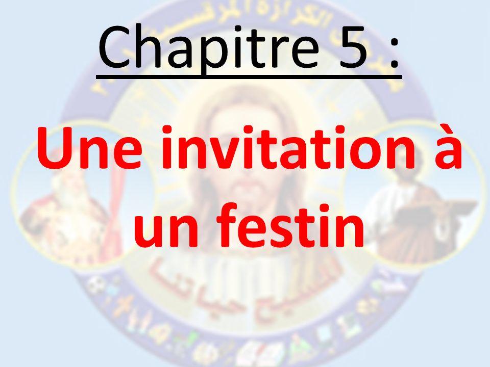Une invitation à un festin
