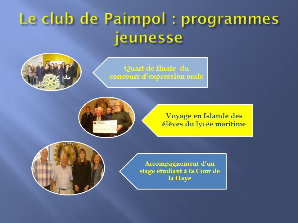 Le club de Paimpol : programmes jeunesse