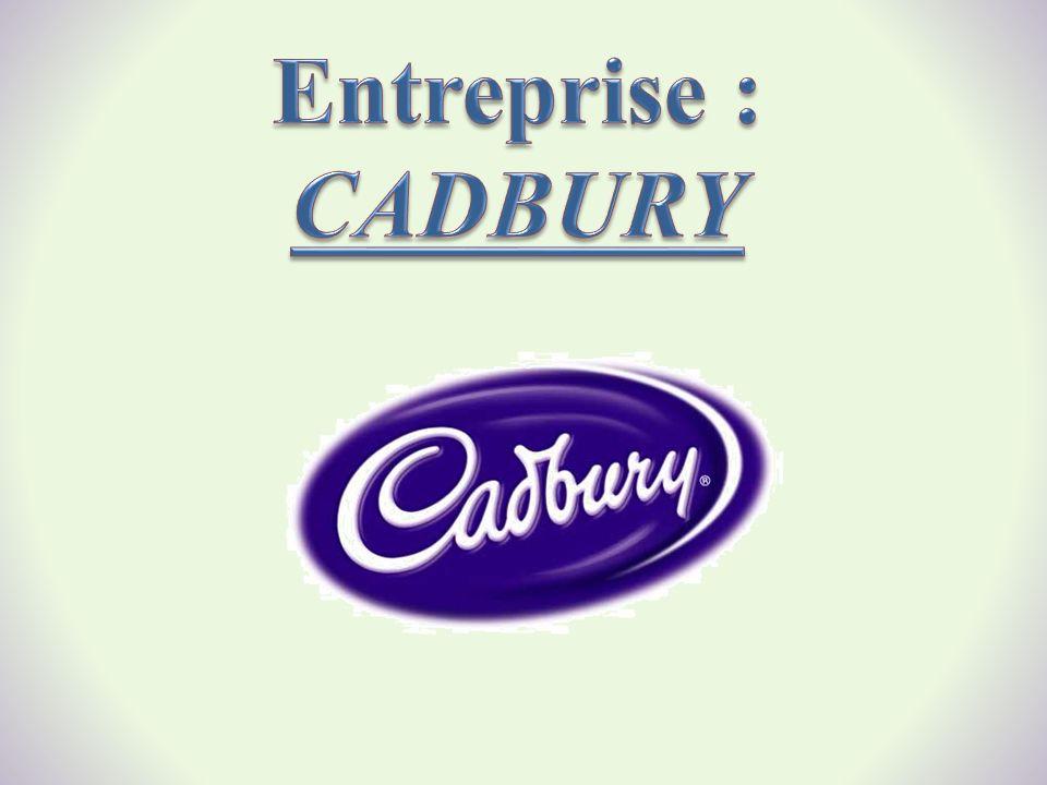 Entreprise : CADBURY