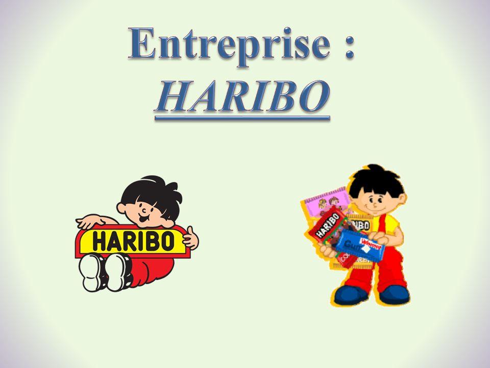Entreprise : HARIBO