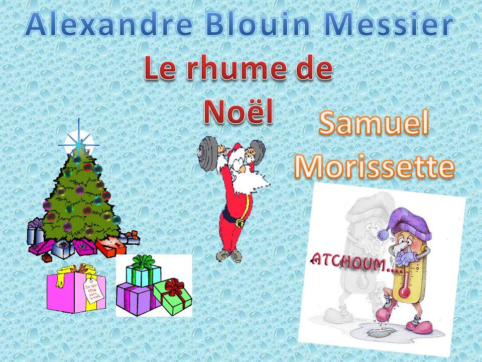 Alexandre Blouin Messier