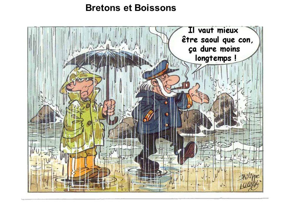 Bretons et Boissons