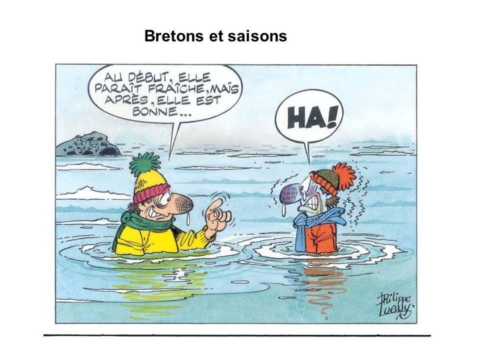 Bretons et saisons
