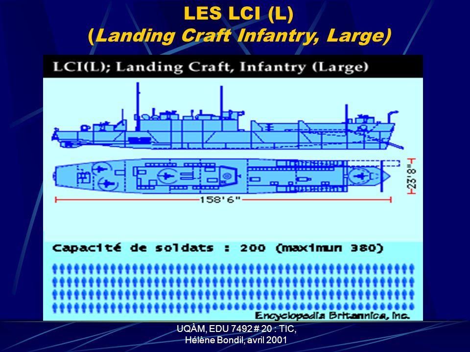 (Landing Craft Infantry, Large)