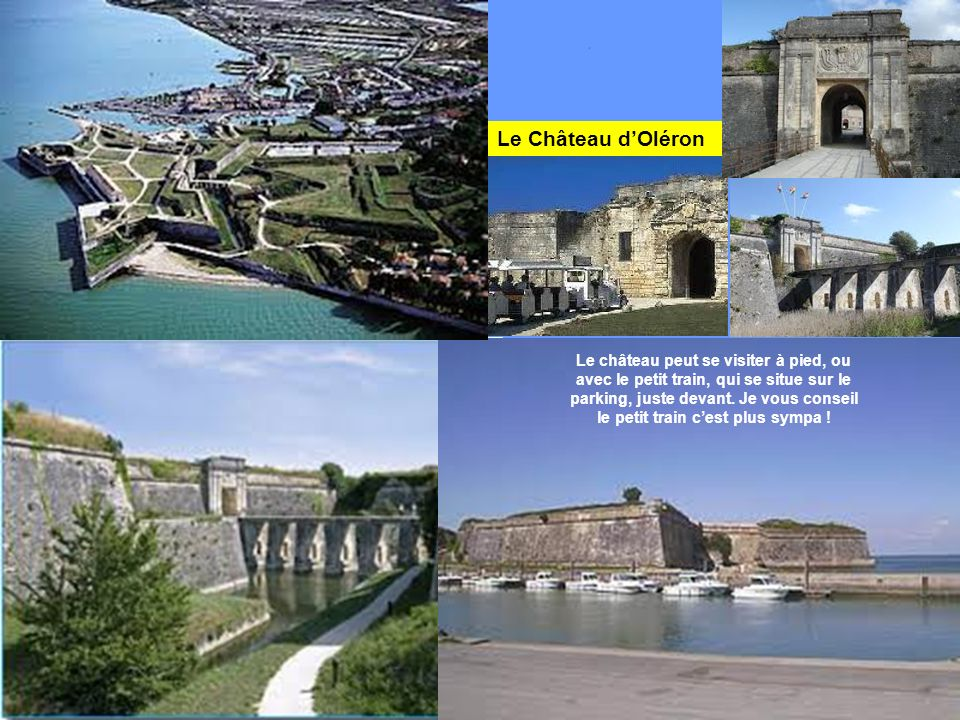 Le Château d'Oléron