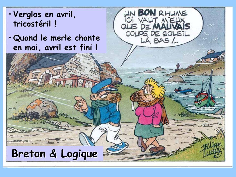 Breton & Logique Verglas en avril, tricostéril !