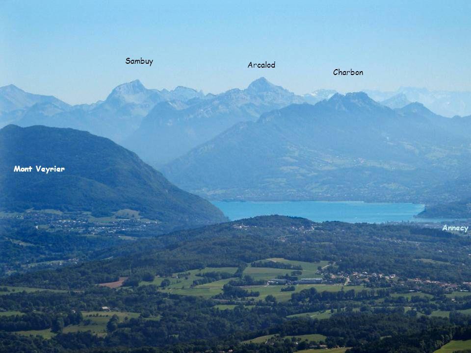 Sambuy Arcalod Charbon Mont Veyrier Annecy