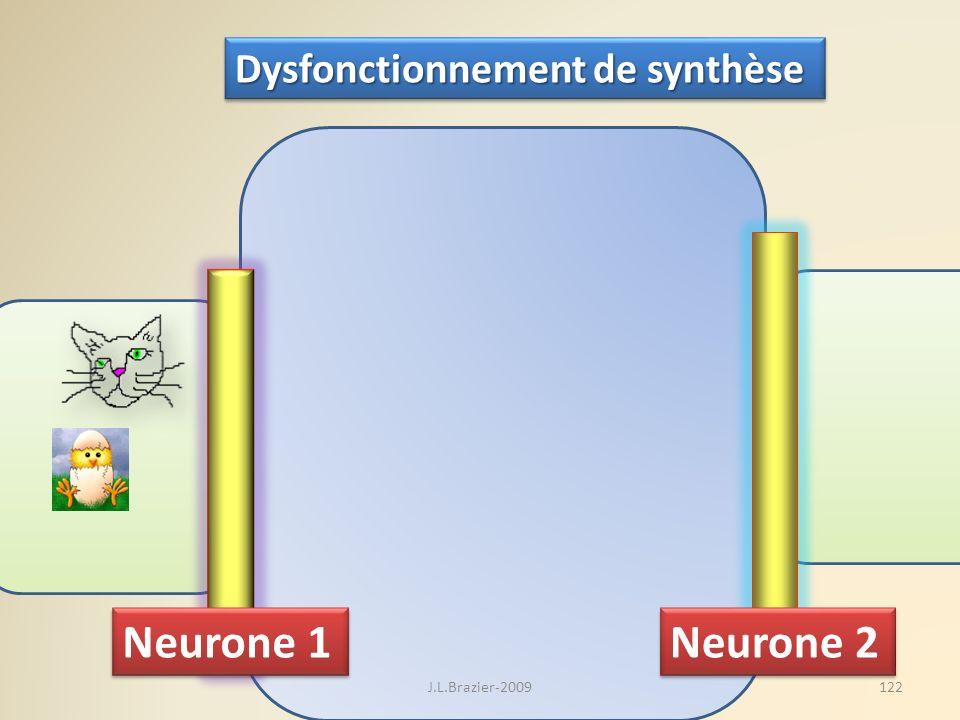 Dysfonctionnement de synthèse