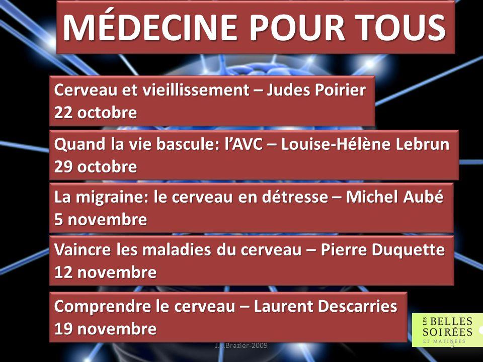 MÉDECINE POUR TOUS Université de Montréal