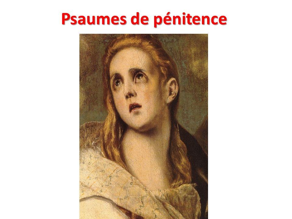 Psaumes de pénitence
