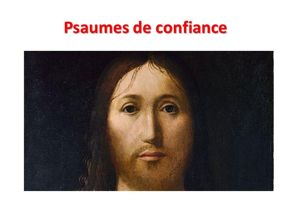 Psaumes de confiance