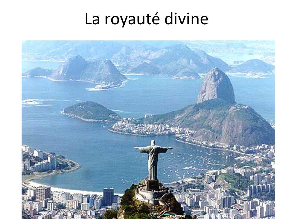La royauté divine