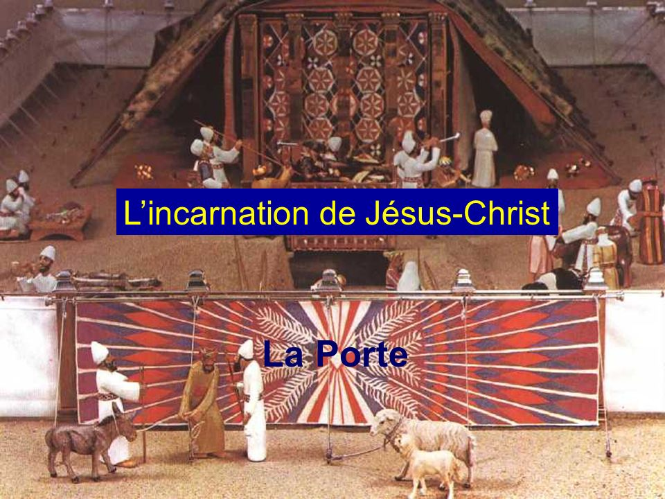 L'incarnation de Jésus-Christ