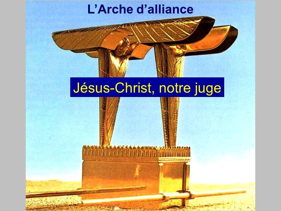 Jésus-Christ, notre juge