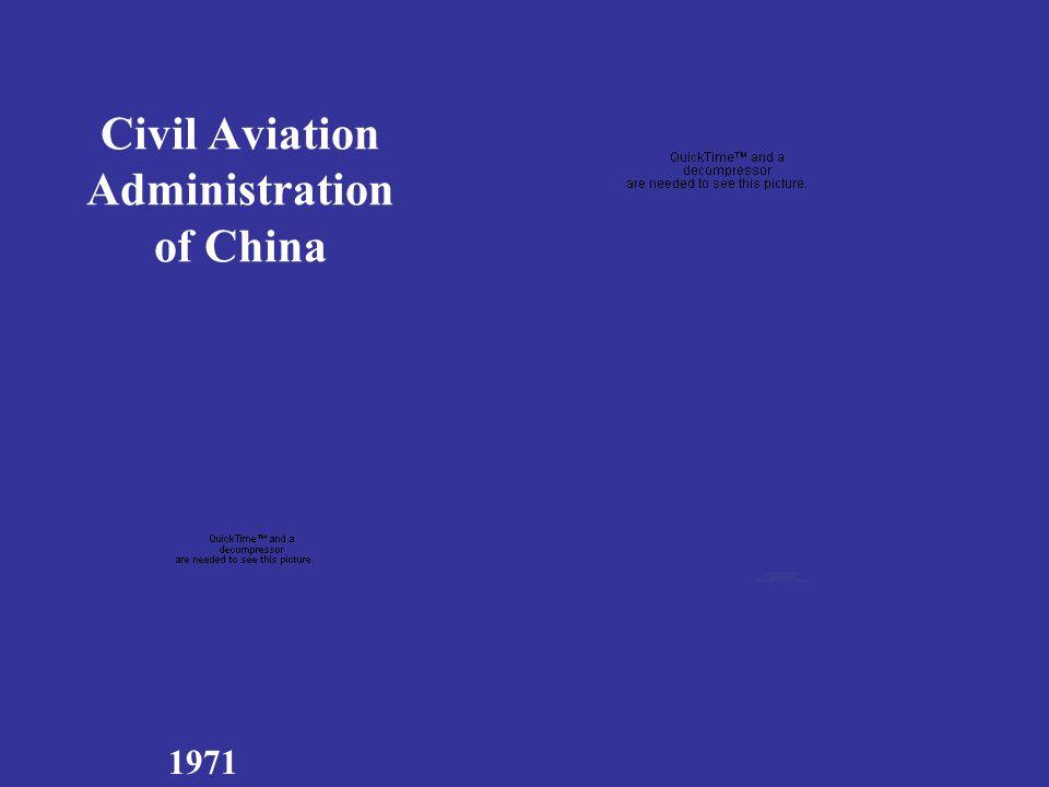 Civil Aviation Administration of China