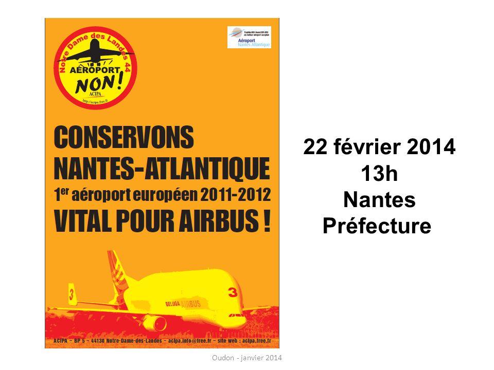 22 février 2014 13h Nantes Préfecture