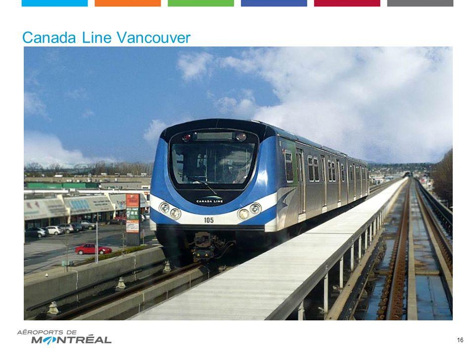 Canada Line Vancouver