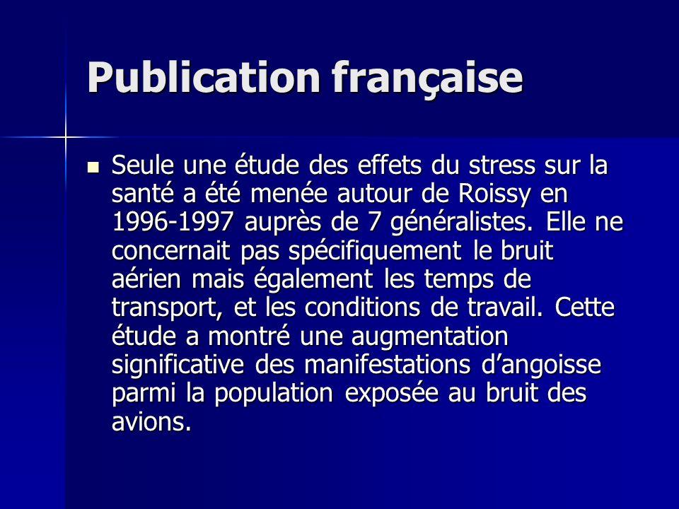 Publication française