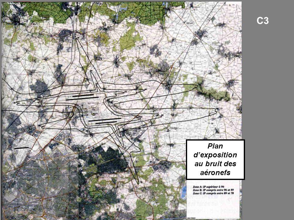 Plan d'exposition au bruit des aéronefs