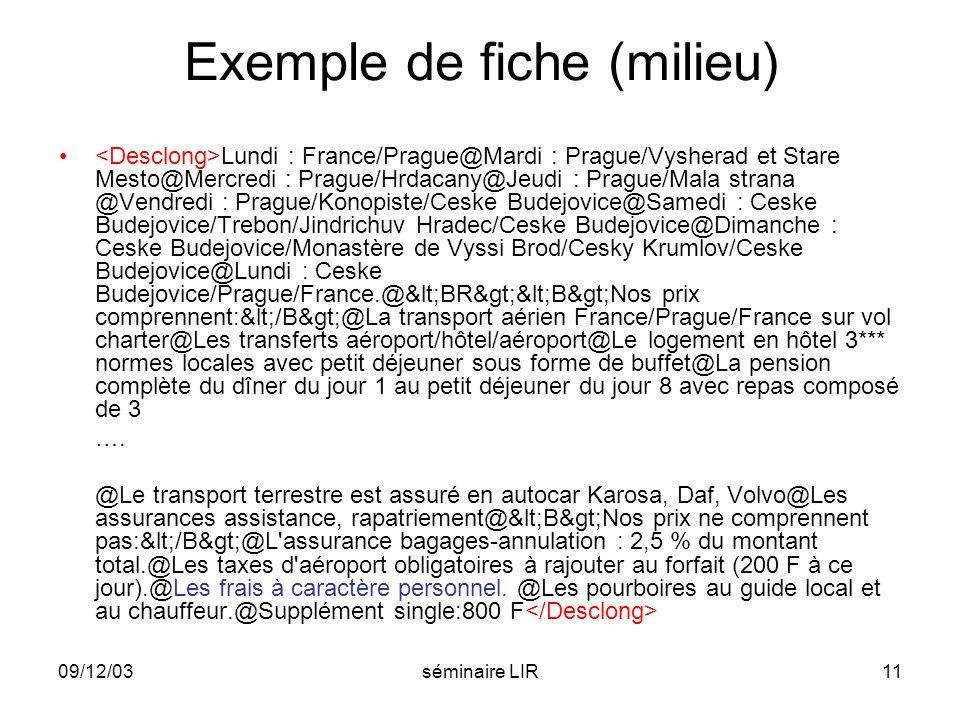 Exemple de fiche (milieu)