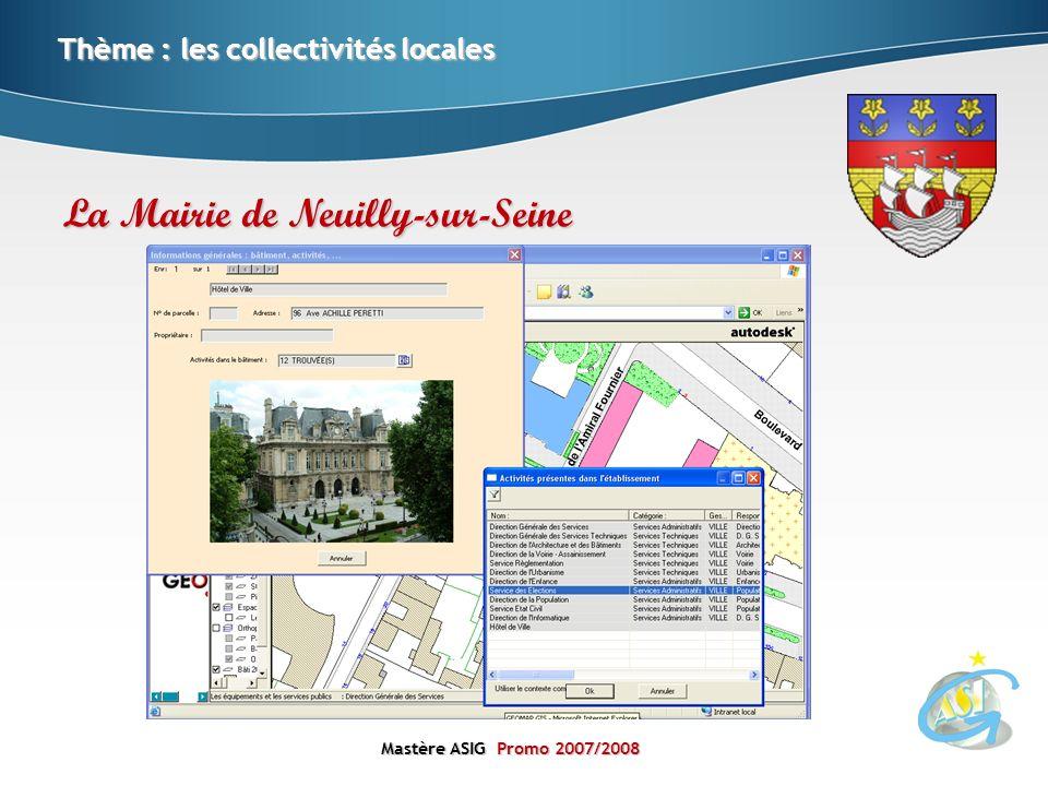 La Mairie de Neuilly-sur-Seine
