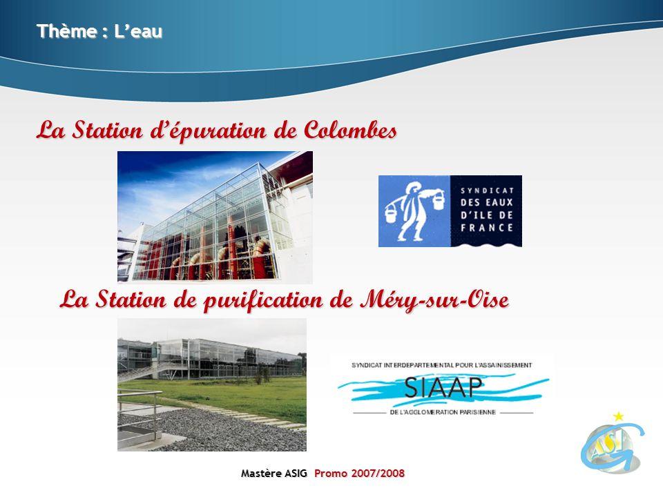 La Station d'épuration de Colombes