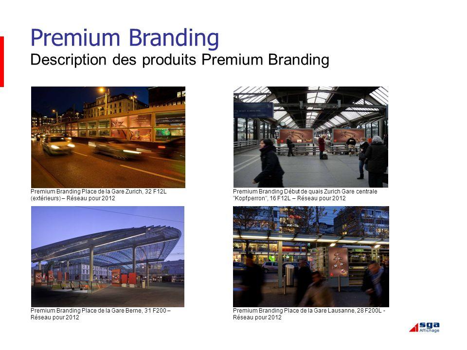 Premium Branding Description des produits Premium Branding