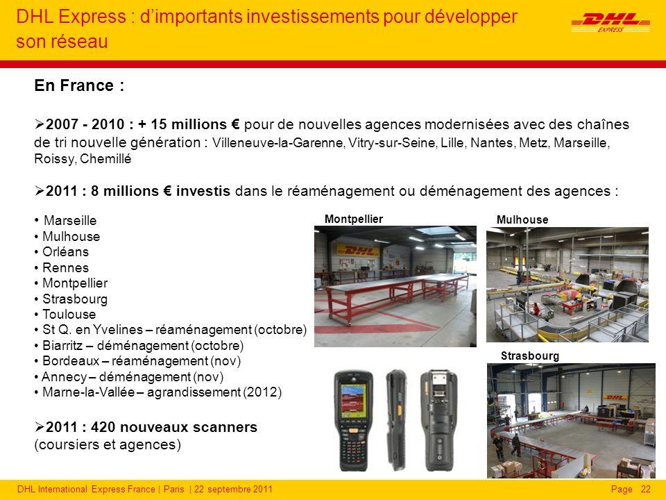 DHL Express : des spécialistes certifiés de l'international